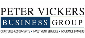 Peter Vickers Business Group Logo