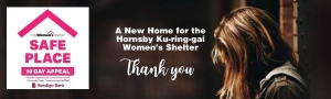 Hornsby Ku-ring-gai Women's Shelter